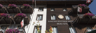 Holidays in Valais at the Sunstar Hotel Saas-Fee